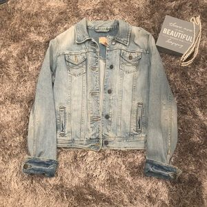 A&F Vintage Jacket